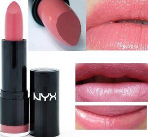 NYX Round Lipstick ~Tea Rose~(Mid Pink)~#628 New