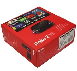 Roku 2 XS Digital Media 1080p Streaming Player Streamer 3100R