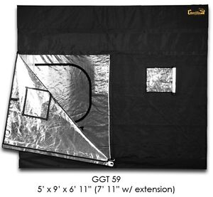Looking for 5'x9' or larger grow tent