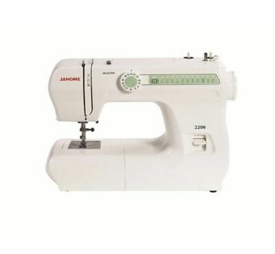 Janome Sewing Machine Model 2206 Quilt Beginner - Beginner Sewing