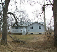 45 Acre Country Home, Working Farm on the outskirts of Dunnville
