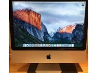 "iMac - 20"" - El Capitain - Great Deal - £210"