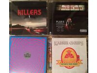 UPDATED - 100's of CD's Available