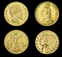 ACHETONS: MONNAIE, COLLECTION, WE BUY OLD COINS....438-830-8095