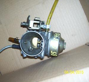 Yamaha ET340 Enticer 340 carb carburetor