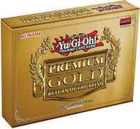 Yu Gi Oh Premium Gold Return of the Bling Booster