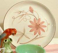 Assiette vintage California Wilfied Usa