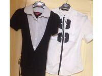 2 smart women's tops/shirts