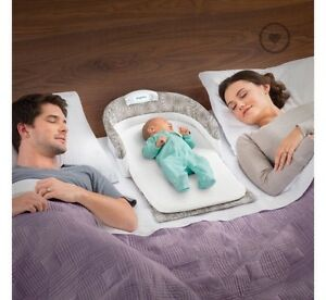 Snuggle Nest by Baby Delight . portable infant sleeper