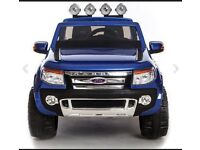 Ford Ranger 2 Seater, 12v,