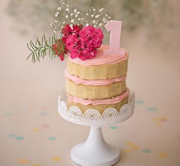 CakeSMASH Photography Session