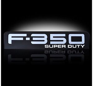 08-10 ford f350 LED Recon emblems