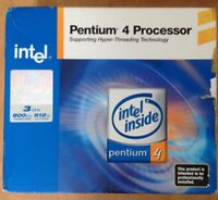 NEW 3.0Ghz P4 processor (UNOPENED BOX)