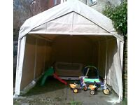 Car Port Shelter 6m X 3m
