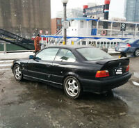 1998 BMW e36 3-Series 328is Coupe (2 door) M-package manual!