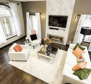 Interior Decor and Home Staging services