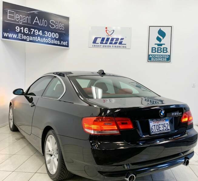 2008 BMW 3-Series 335xi AWD 2dr Coupe