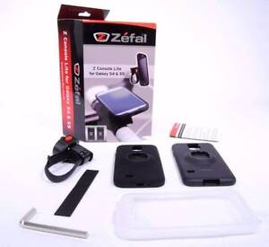 HALF PRICE ZEFAL SAMSUNG S4 / S5 Smartphone handlebar holder East Perth Perth City Area Preview