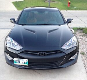 PRICE REDUCED MUST GO! 2013 Genesis Coupe GT 18,000kms