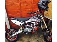 Demon X pitbike - 125cc. Demon / Stomp /motorbike /pit bike.
