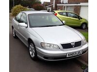 Vauxhall omega price reduced