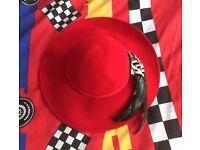 Ladies 'Marida' Red Hat