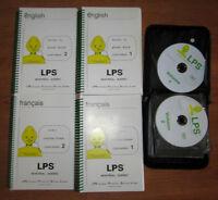 Cours d'anglais LPS livres et CD Négociable