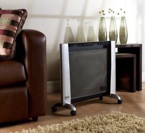 DeLonghi heater for medium or large rooms