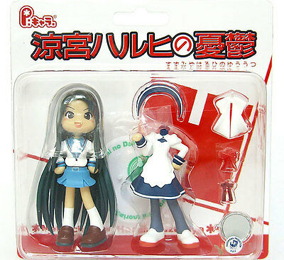 Pinky:st Street PC2017 Melancholy of Haruhi TSURUYA SAN Pop Toy Figure Anime