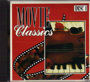 Movie Classics (Madacy) - 2 CDs West Island Greater Montréal image 1