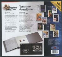 Collection Canada - The Millenium Stamp Collection