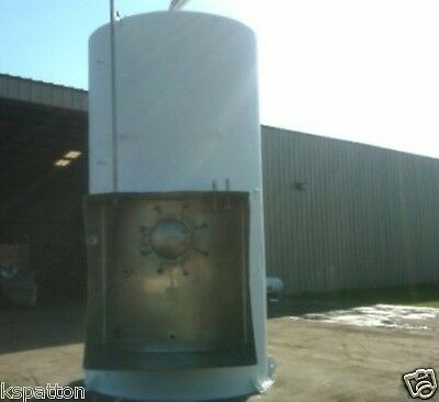 3000 Gallon Jacketed Ss Dairy Tank Silo Mfg Cherry Burrell