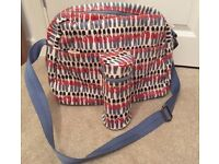 Cath Kidston Baby Changing Bag - Guards Soldier Print / Design - Near Perfect