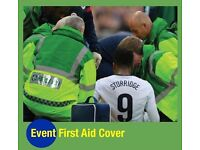 First Aid Volunteers required - Full Training Given