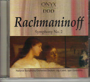 Sergei Rachmaninoff - Symphony No. 2 (Onyx) West Island Greater Montréal image 1