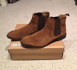 Mens Chelsea Boots size 12.5 OBO