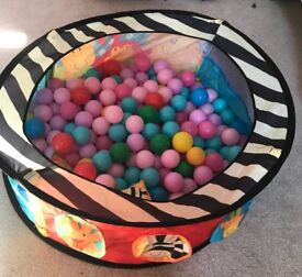 ELC Sensory ball pool