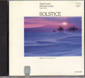 David Lanz & Michael Jones - Solstice
