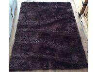 Chocolate rugs