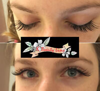 Professional Eyelash Extension - over 3 year experience