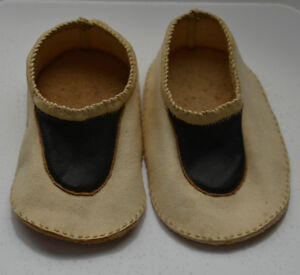 Inuit Baby slippers.