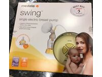 Madela Swing Electric Breast Pump - Unused.