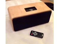 Acoustic Solutions 40W iPod speaker (with FOC Bluetooth Adapter!)