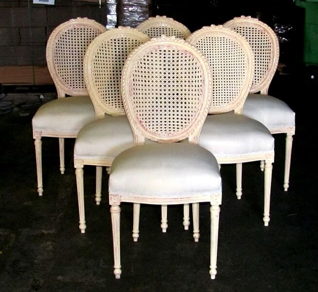 antique dining chairs cane ebay
