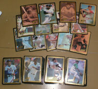Baseball Cards - 1992 Action Packed -Lot of 70