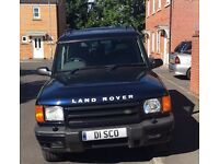 Landrover Discovery 1999 TD5 Es