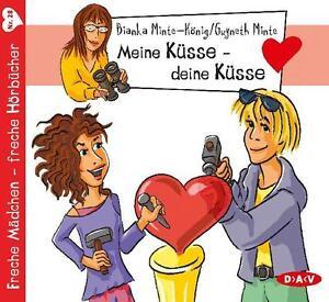 Bianka Minte-König - Meine Küsse - Deine Küsse - Hörbuch - 2 CD - Neu