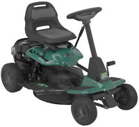 "Craftsman 26""side dischage riding Lawnmower"