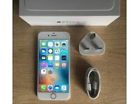 iPhone 6 16gb gold boxed any network