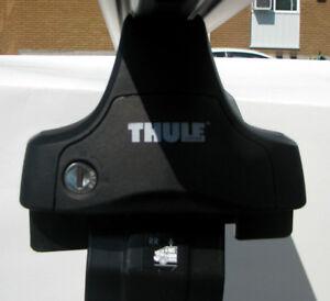 support THULE pour toit d,auto honda CIVIC 2001 A 2005  4PORTES